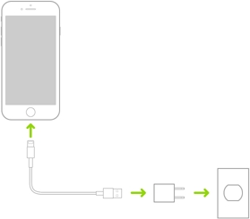 Charge Your iPhone Up