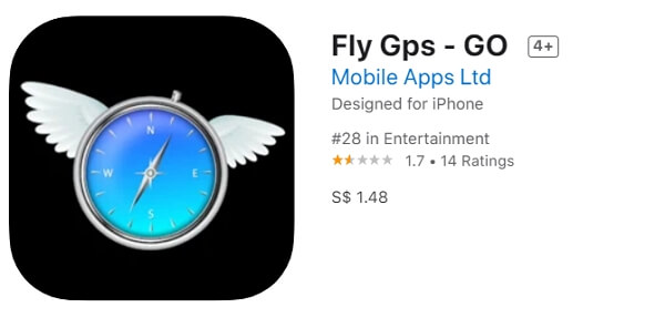 Fly GPS app made by Mobile Apps Ltd