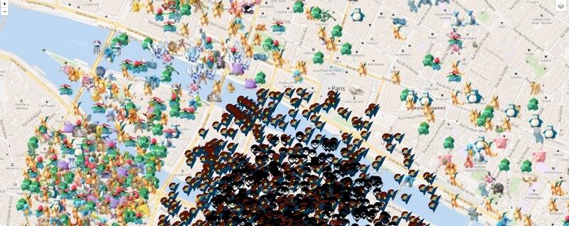 Go Map for Pokémon Go