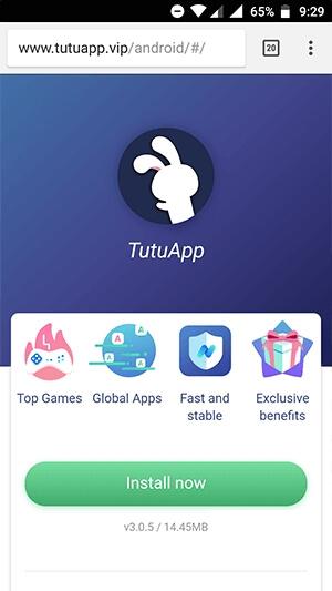 download the TutuApp APK