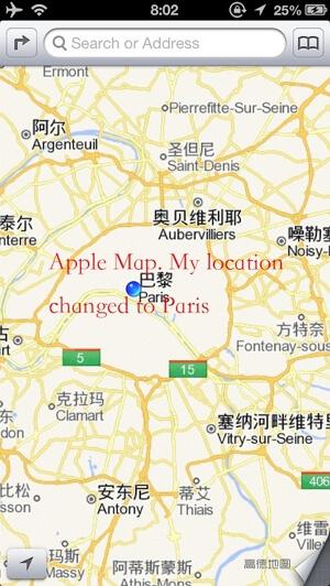 open the LocationFaker app