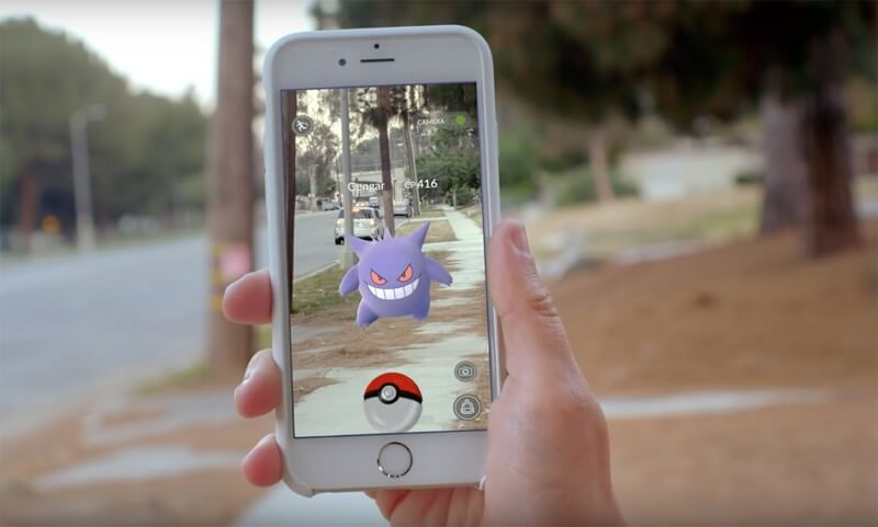 Pokémon GO Teleport hack