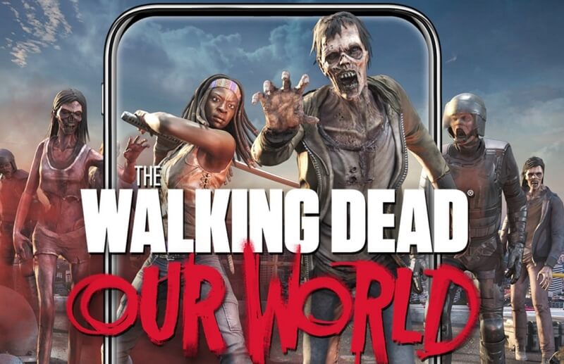 What Is the Walking Dead: Our World