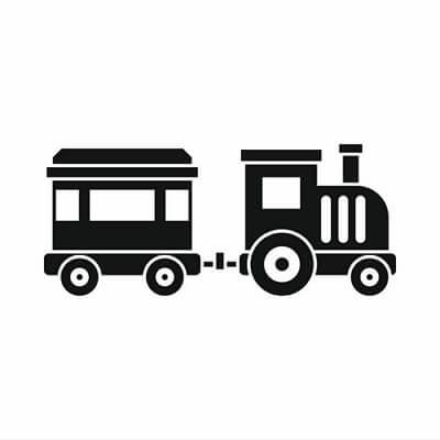 Use a Model Railroad